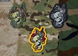 SKULL SNAKE 1 MORALE PATCH - Tactical Outfitters