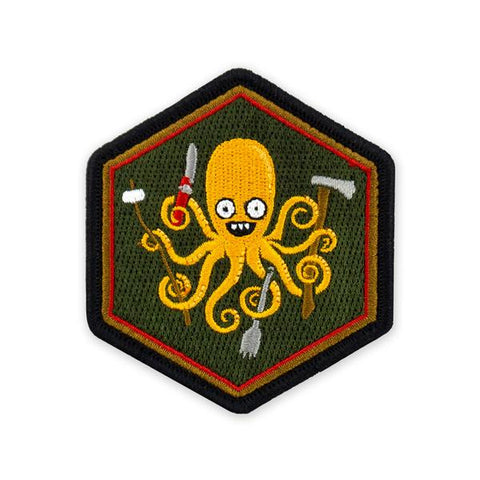PDW SPD Kraken Kamper Morale Patch - Tactical Outfitters