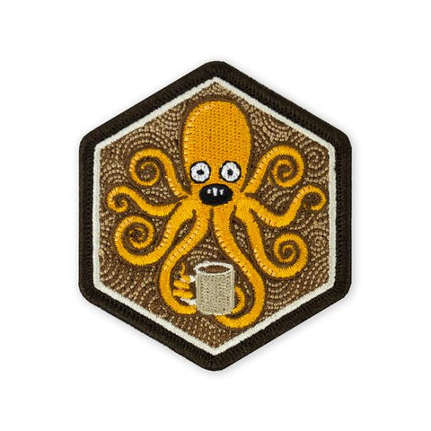 PDW SPD Kraken Coffee 2019 Morale Patch - Tactical Outfitters