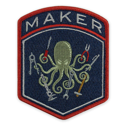 PDW SPD Kraken Maker Flash Morale Patch - Tactical Outfitters