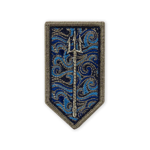 PDW SPD Trident Crest LTD ED Morale Patch - Tactical Outfitters