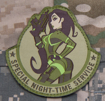 Special Night Patch - Tactical Outfitters