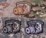 Shuttle DoorGunner Morale Patch - Tactical Outfitters
