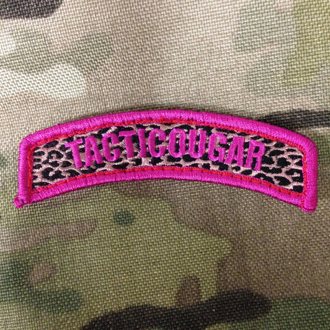 TACTICOUGAR - MOJO TACTICAL MORALE PATCH - Tactical Outfitters