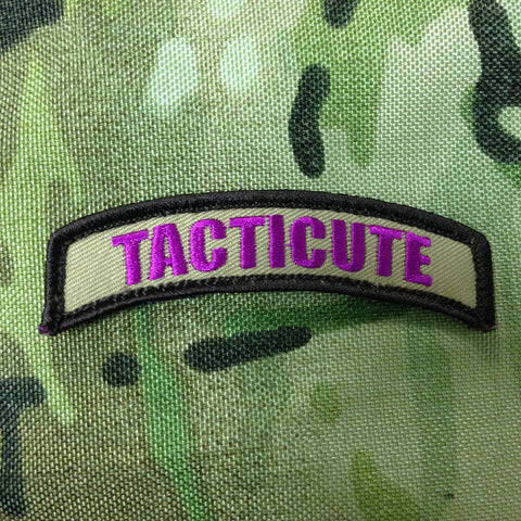 TACTICUTE V1 - MOJO TACTICAL MORALE PATCH - Tactical Outfitters