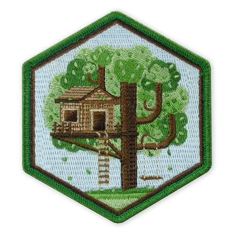 PDW Tree Fort Morale Patch - Tactical Outfitters