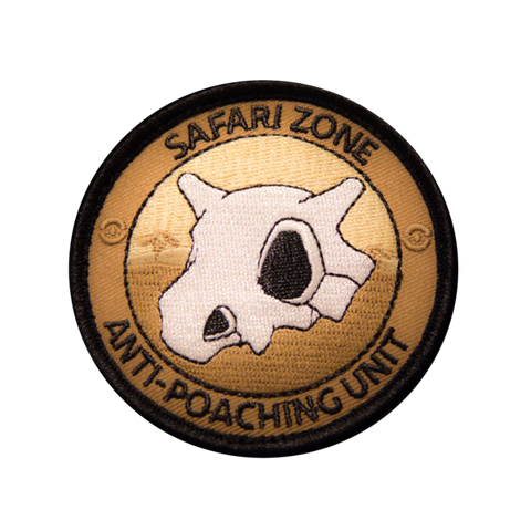 SAFARI ZONE ANTI-POACHING MORALE PATCH - Tactical Outfitters