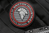 Team Griffon PVC Patch - Tactical Outfitters