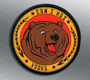 Vodka PVC Patch - Tactical Outfitters