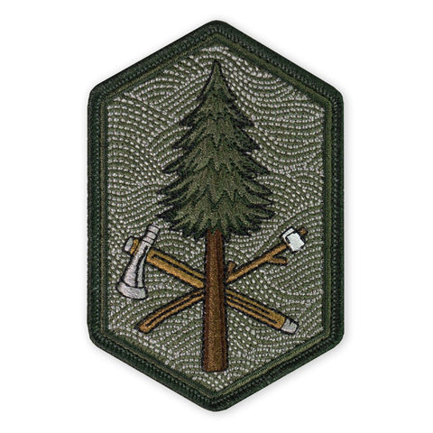 PDW Camp Life 2019 LTD ED Morale Patch - Tactical Outfitters