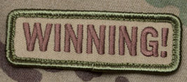 Winning Patch - Tactical Outfitters