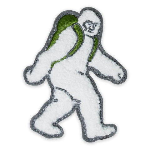 PDW Yeti Hiker Chenille 2019 Morale Patch - Tactical Outfitters