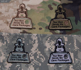 Your Mom Sends Me Care Packages Morale Patch - Tactical Outfitters