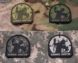 ZOMBIE HUNTER PVC MORALE PATCH - Tactical Outfitters