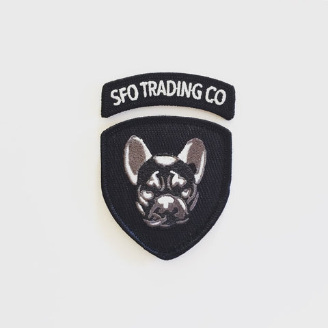 GHOST FRENCHIE MORALE PATCH - Tactical Outfitters
