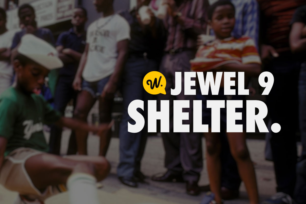 Shelter: Jewel 9 of 12