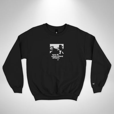 Clothing Crewneck Sweatshirt, Tee & Cap Bundle