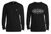Rap Attack Long Sleeve Black