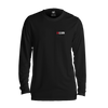 Unlearn Long Sleeve Black