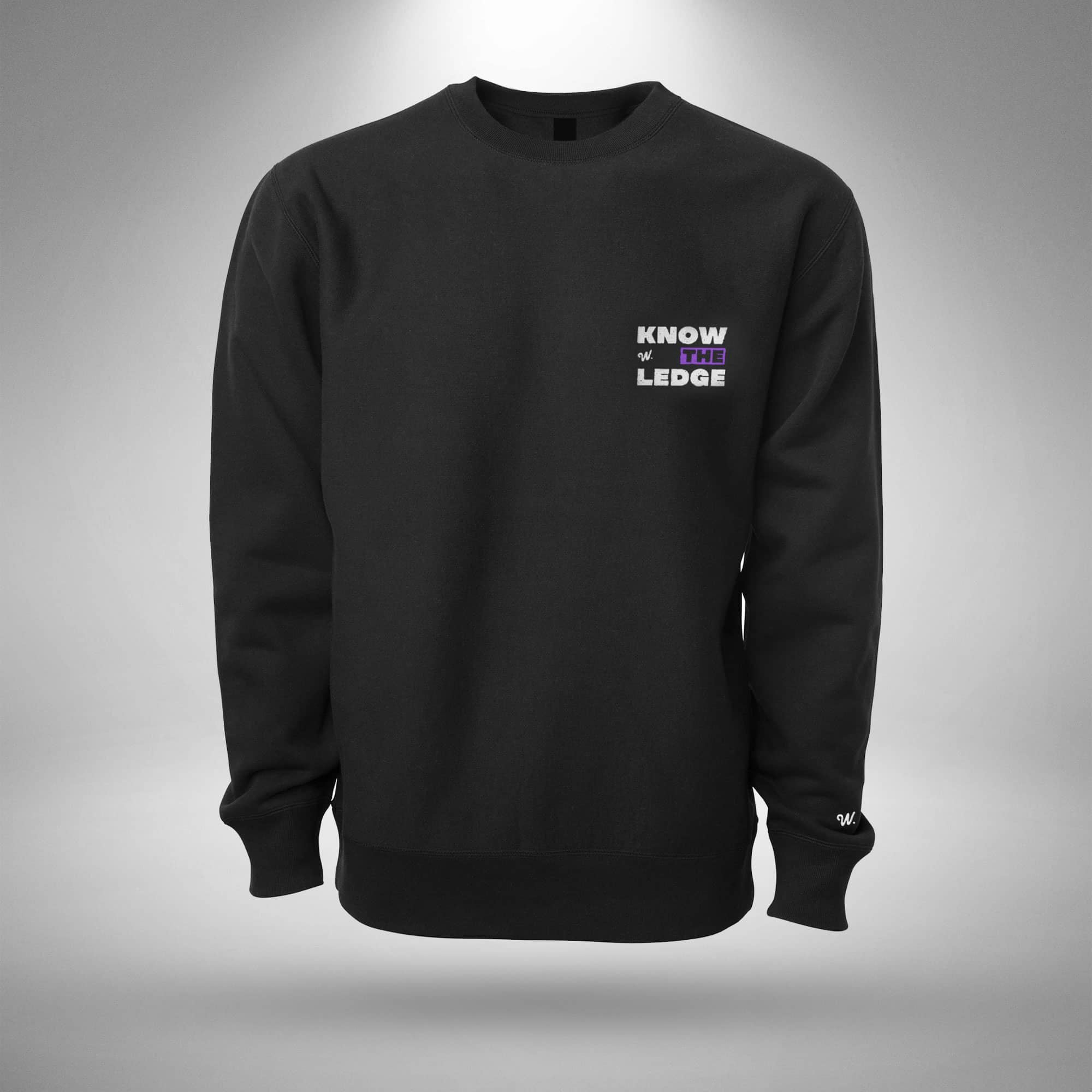Knowledge Crew Neck Sweatshirt