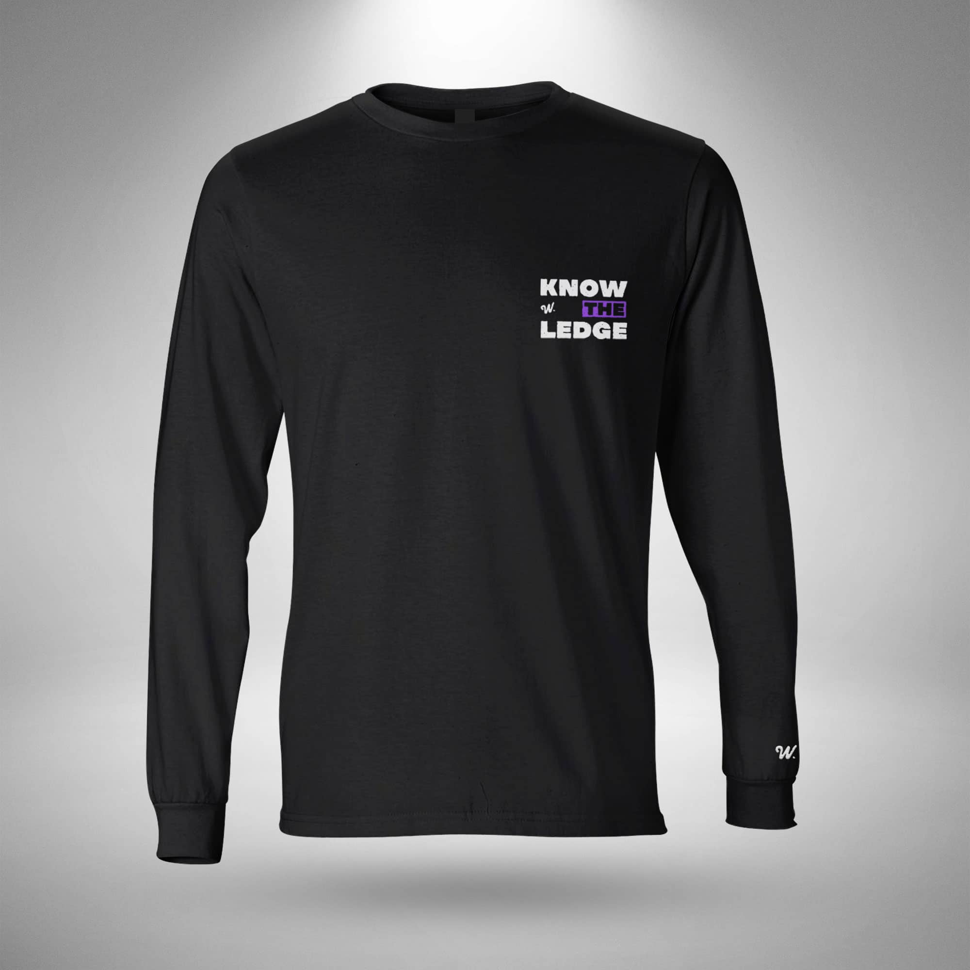 Knowledge Long Sleeve T-shirt