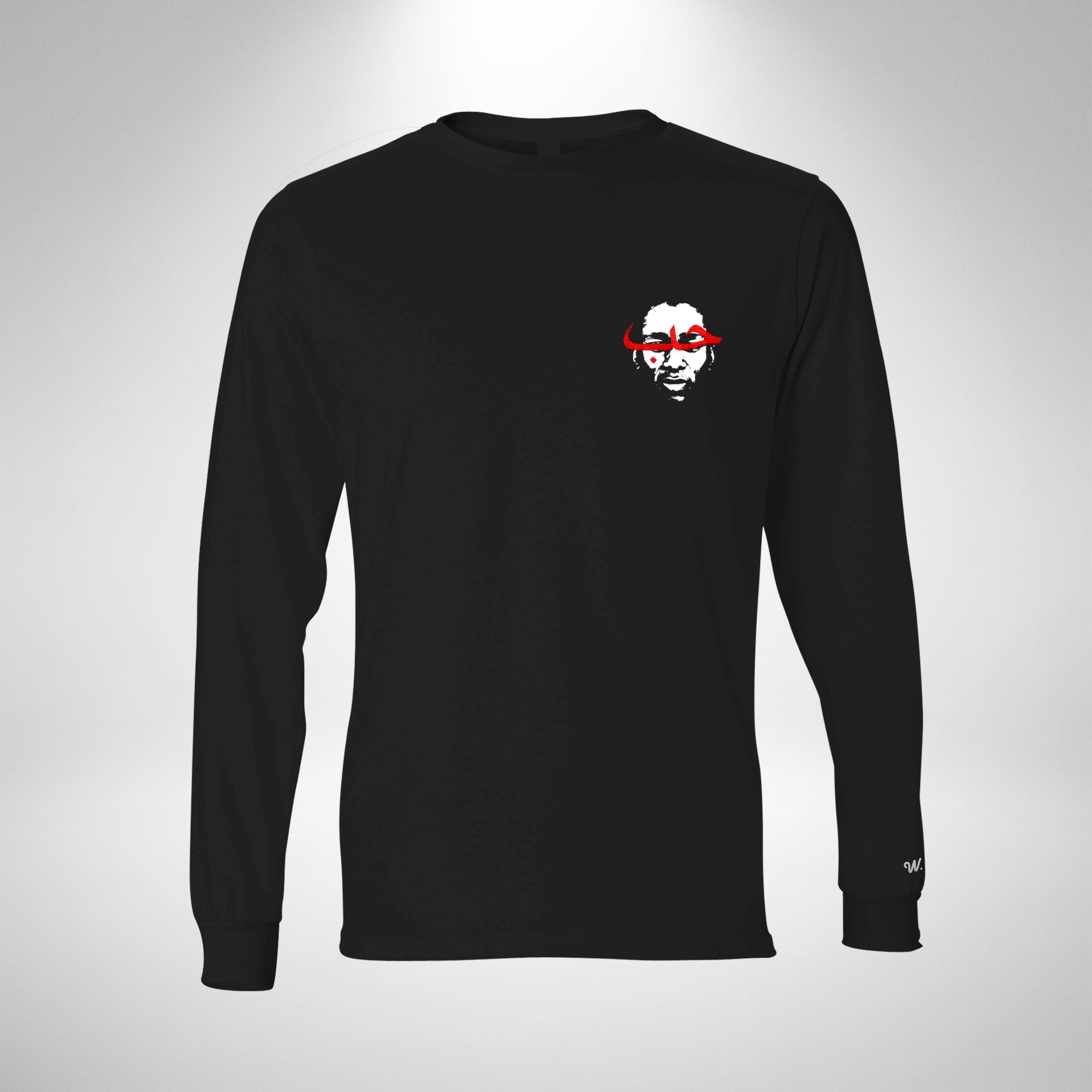 Love Long Sleeve Cotton Tee