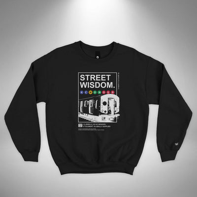 Crewneck Sweatshirt & Tee Bundle