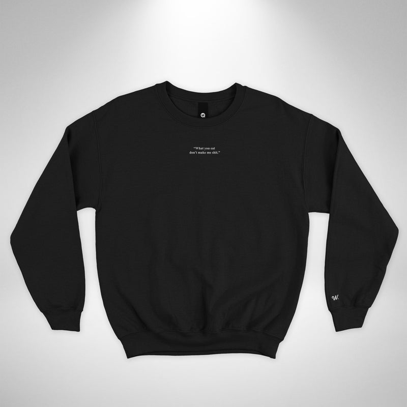 Food Crewneck Sweatshirt