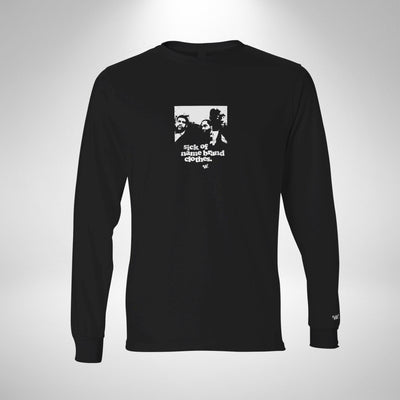 Clothing Long Sleeve Cotton Tee