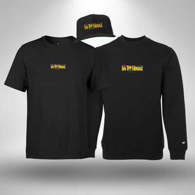 Shelter Crewneck Sweatshirt, Tee & Cap Bundle