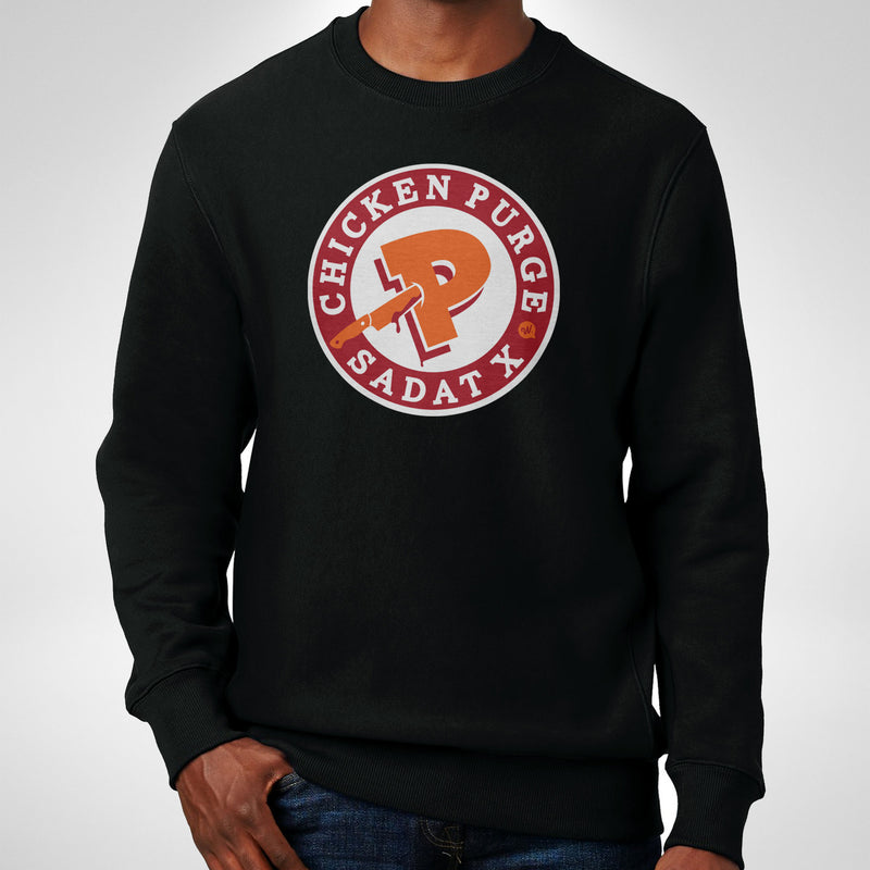 KC Wonder x Sadat Crewneck Sweatshirt