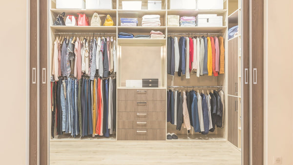 How To Easily Organize Your Closet