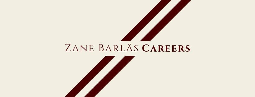 Work with Zane Barlas Career Job