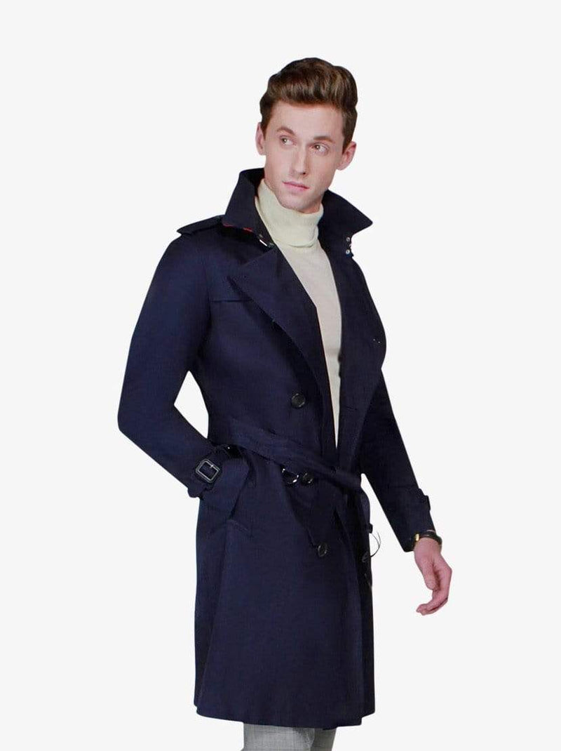 Navy Raincoat - Rental - Rental