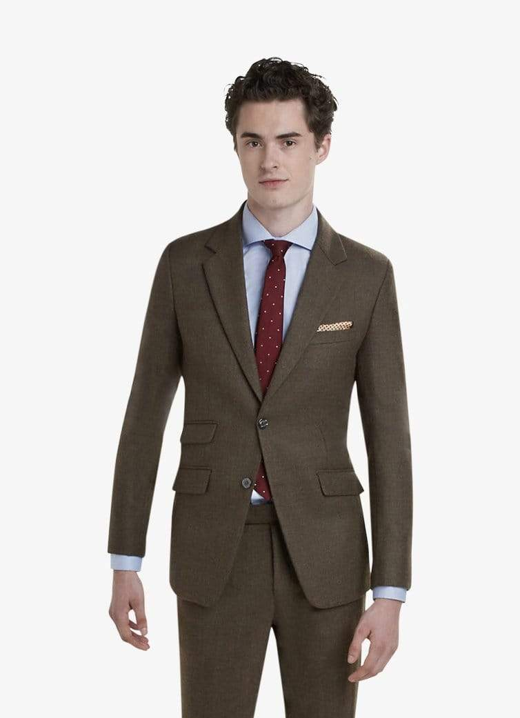 Oxford Medium Brown