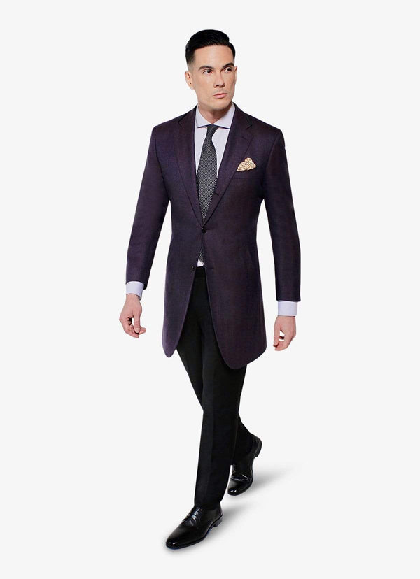 Purple Overcoat