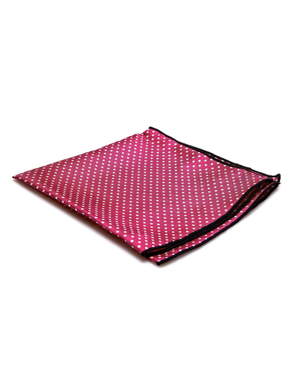 Burgandy Pocket Square