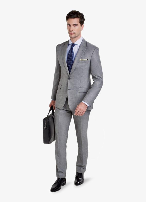 Oxford Grey Plain