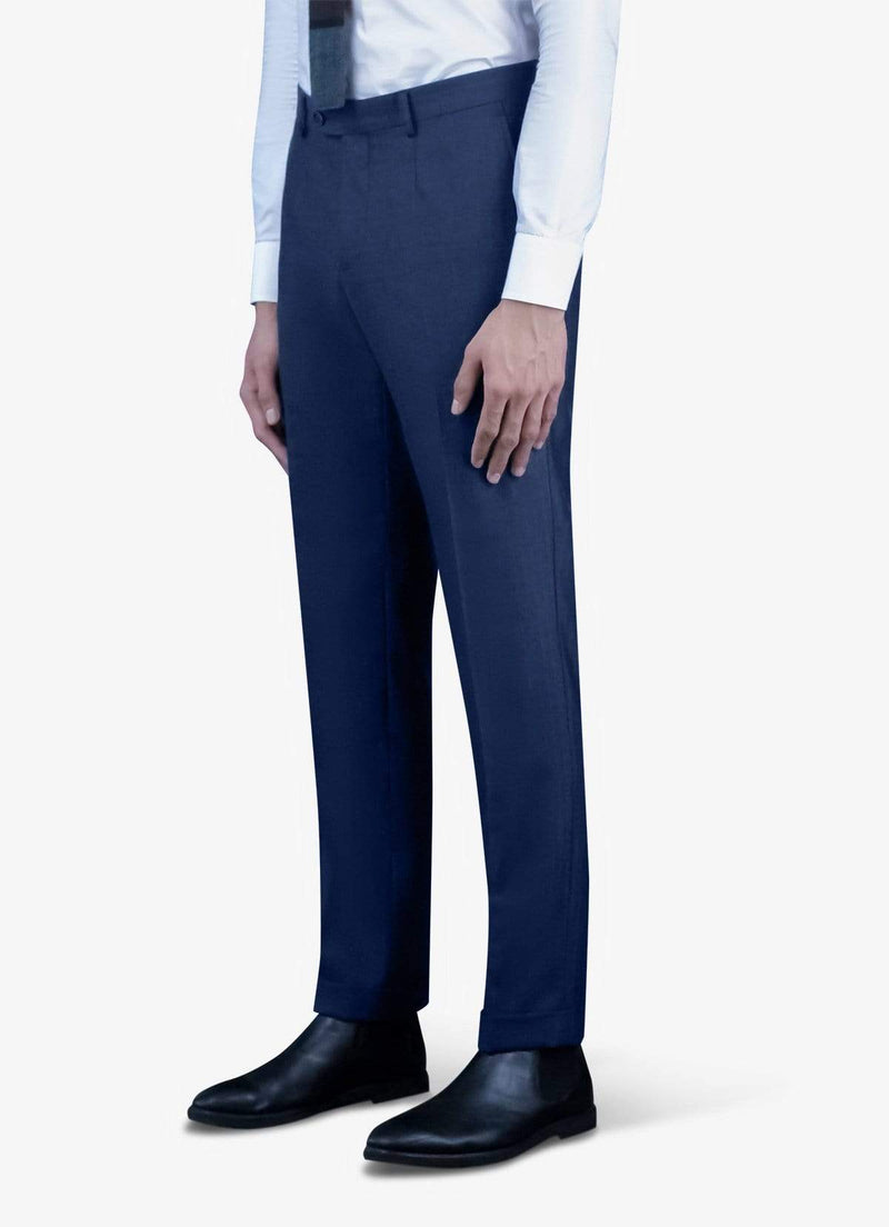 Oxford Navy Plain