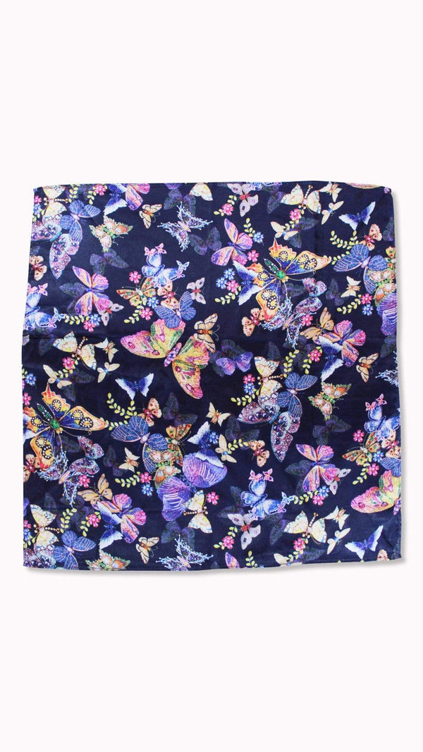 Butterfly Effect Silk Scarf