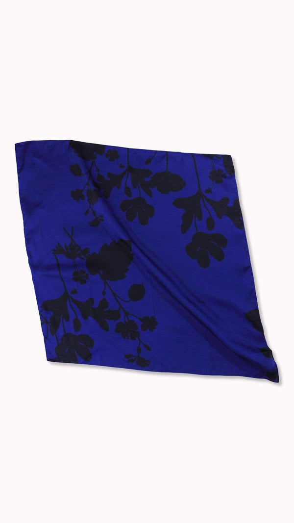 Dancing Under the Moon Silk Scarf