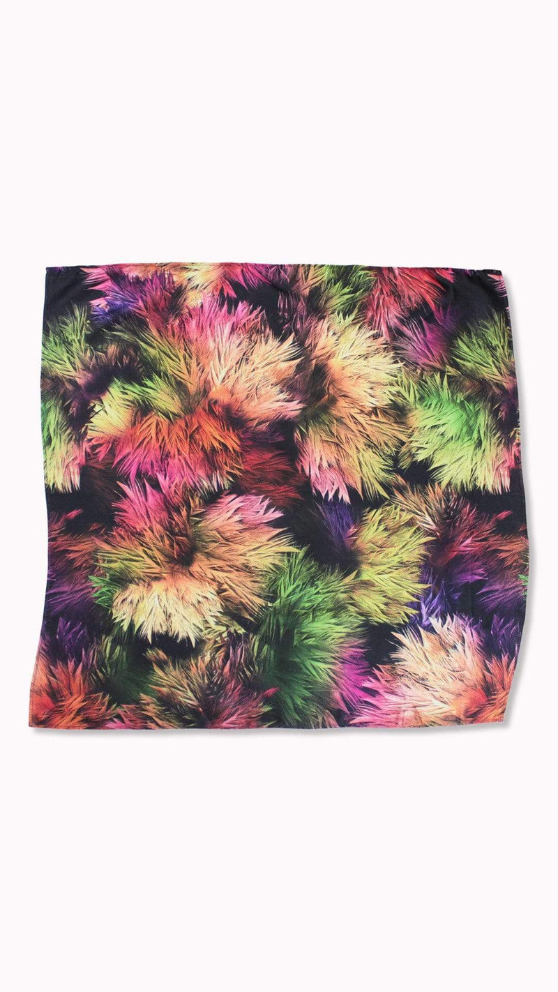 Paradise Rainforest Silk Scarf