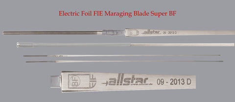 allstar Electric foil blade - FIE Maraging Super BF