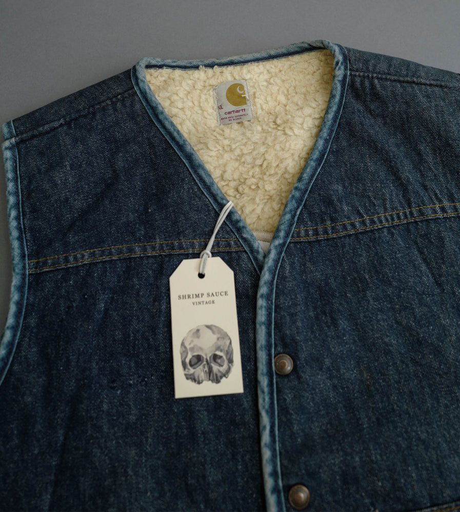 Load image into Gallery viewer, Spiral Skull x Vintage Carhartt
