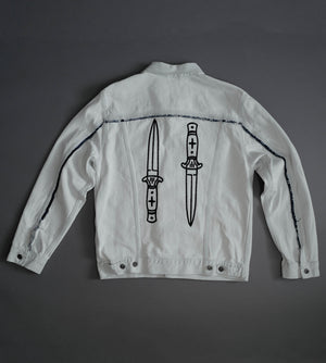 Double Dagger x Made & Crafted Levis