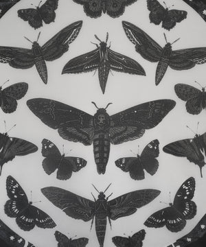 Moths Tapestry