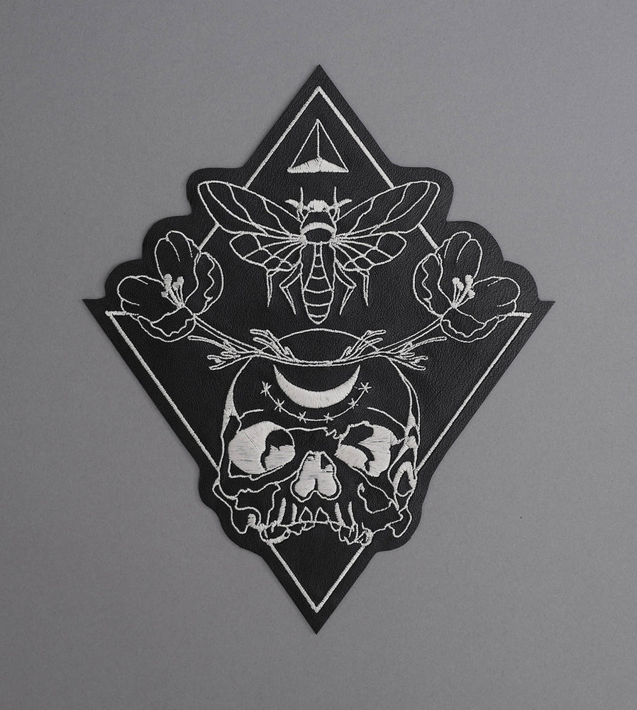 Conversion Leather Back Patch