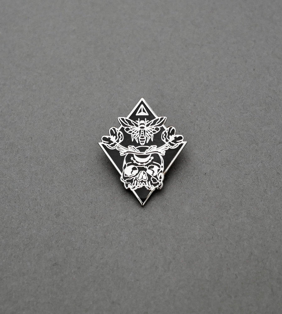 Conversion Pin - Silver