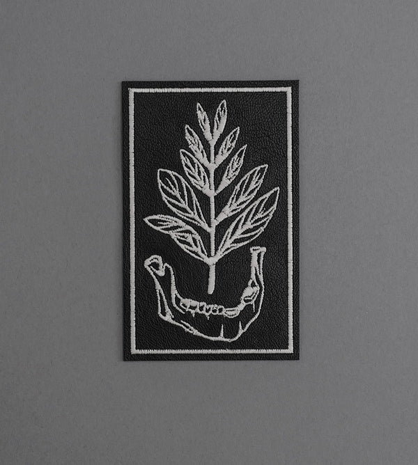 Growth Leather Patch