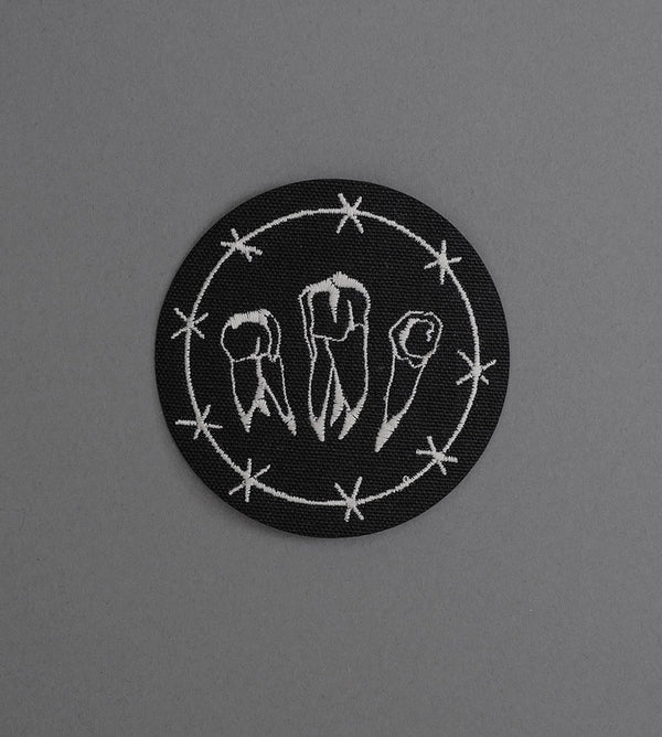 Wise Blood Canvas Patch - Black